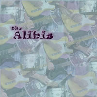 The Alibis cd cover