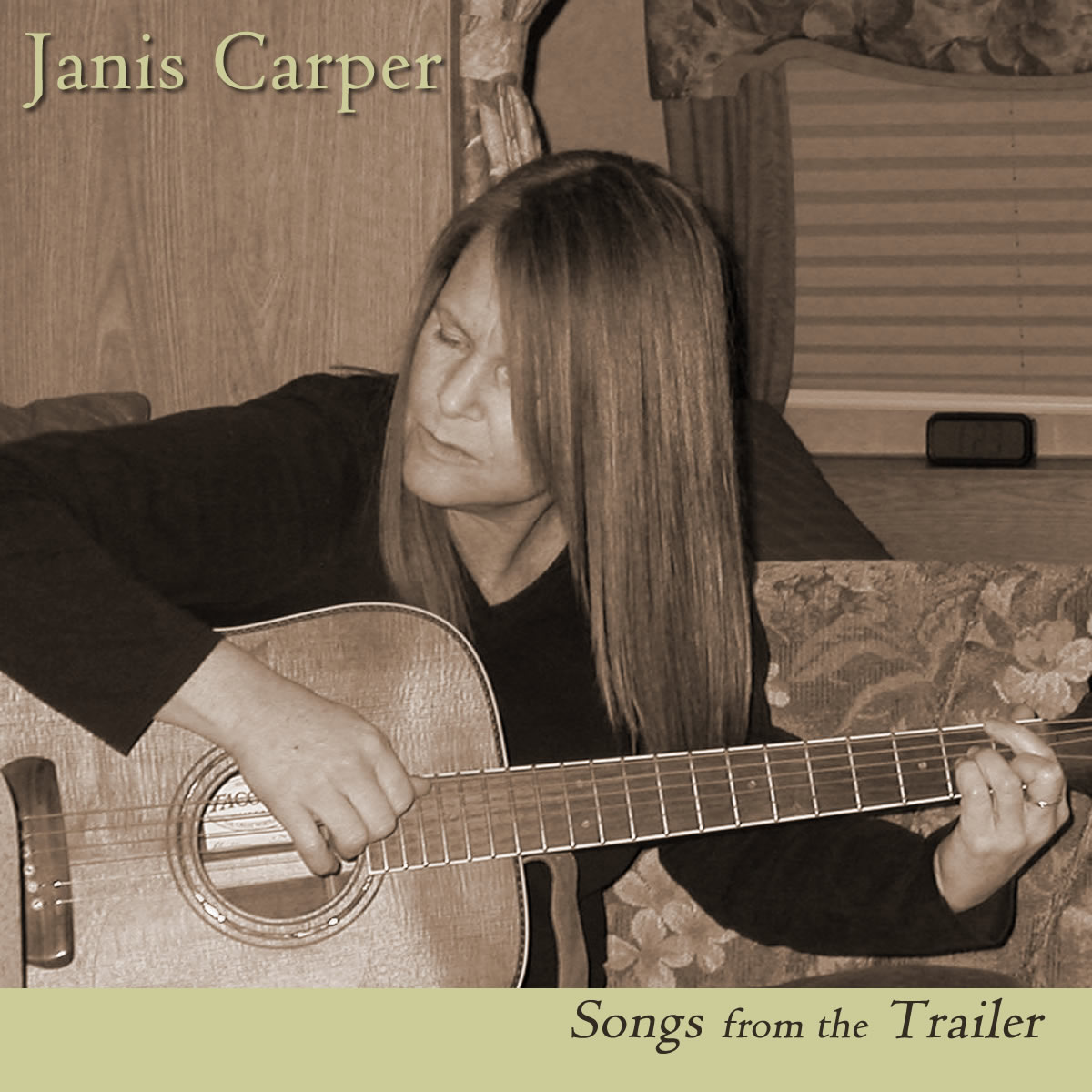 Janis Carper - Songs from the Trailer